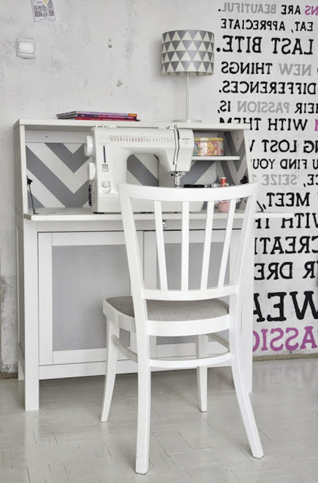 Mesa Para Maquina De Coser Ikea J7do Ikea Hackers Ideas Para Reciclar Tu Mundo El Tarro De Ideas