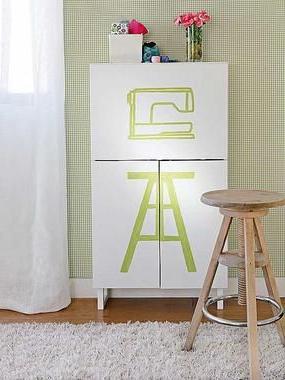 Mesa Para Maquina De Coser Ikea Tqd3 Rincà N De Costura La Casa Pinterest Sewing Rooms Sewing Y