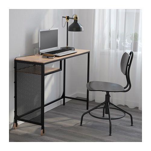 Mesa Para Portatil Ikea Bqdd Fjà Llbo Mesa Para Portà Til Negro 100 X 36 Cm En 2018 Dormitorio