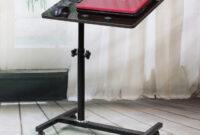 Mesa Para Portatil Ikea Ftd8 Ikea Perezosos Del Medio Ambiente Montado Cama Escritorio Del