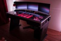 Mesa Pc Kvdd Empresa Cria Mesa Para Gamers Em formato De Pc Desktop Gigante