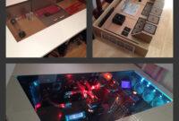 Mesa Pc Wddj Project Desk Mod Pilotoslot Vamos Meter El Pc En La Mesa En Pc