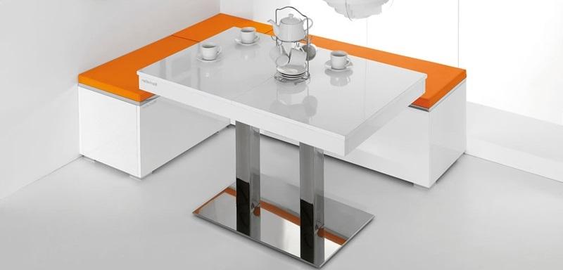 Mesa Pequeña Extensible 0gdr 8 Razones Por Las Que Elegir Una Mesa De Pata Central Para Cocinas
