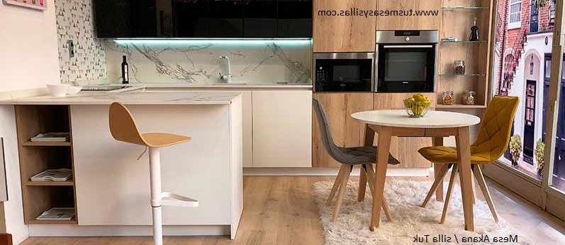 Mesa Pequeña Extensible 3id6 Distintos Modelos De Mesas Redondas Para Cocina O Edor Mesas De