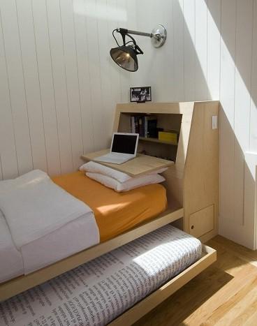 Mesa Pequeña Extensible Budm Dormitorio 7m2 O Decorar Una Habitacion Peq