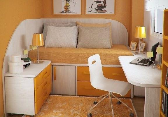 Mesa Pequeña Extensible D0dg Dormitorio 7m2 O Decorar Una Habitacion Peq