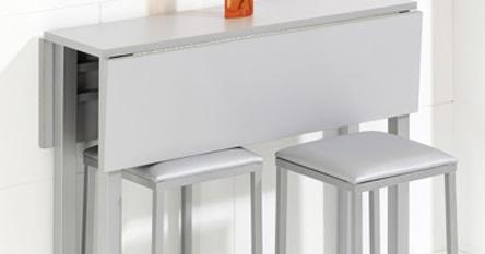 Mesa Pequeña Extensible Etdg Dormitorio Muebles Modernos Mesas De Cocina Pequenas Plegables