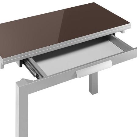 Mesa Pequeña Extensible Jxdu Mesa Cocina Estrecha 90×45 Extensible Y Con Cajà N Hemos Hecho Un
