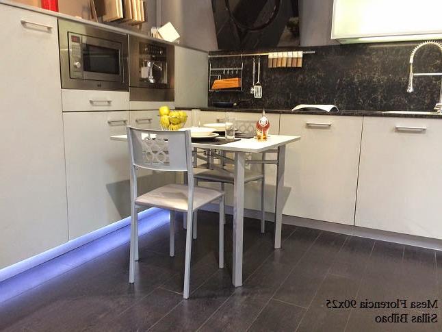 Mesa Pequeña Extensible Whdr Mesa Cocina Pequeà A Extensible Florencia Con Un Fondo Reducido Y