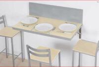 Mesa Pequeña Plegable J7do Mesa Pequeà A Para Cocina Mesas De Cocina Plegables