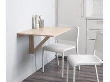 Mesa Plegable Cocina Ikea 0gdr norbo Mesa Abatible De Pared Abedul 79 X 59 Cm Cosas Que Prar