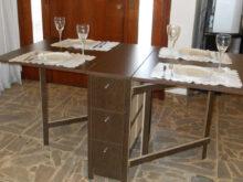 Mesa Plegable Comedor Gdd0 Mesa Plegable Cocina Edor Madera Auxiliar 3 800 00 En Mercado