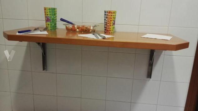 Mesa Plegable De Pared S1du Mesa Plegable Pared Para Cocina En Granada ã Ofertas Enero