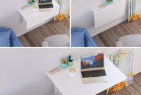 Mesa Plegable Estudio Xtd6 Homfa 80x60cm Mesa Plegable De Pared Mesa Portà Til Mesa Para Estudio Mesa De Edor Mesa De Escritorio Mesa De Oficina Blanco