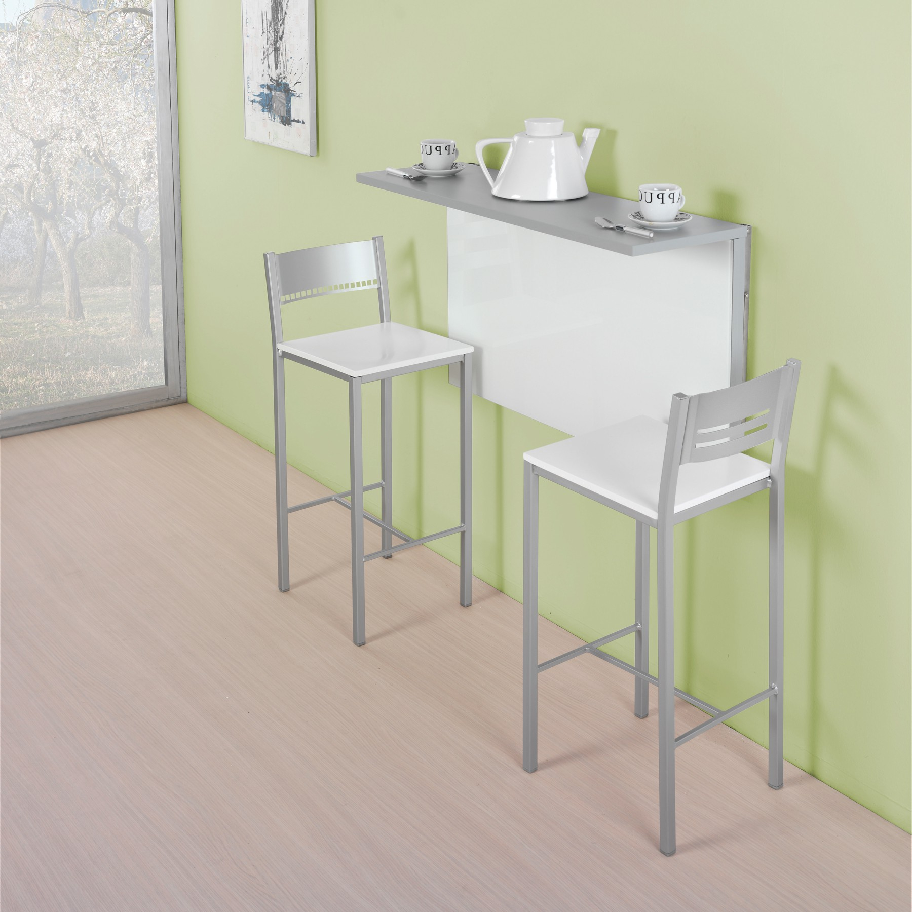 Mesa Plegable Pared Cocina J7do Mesa Plegable De Pared Para Cocina Y ...