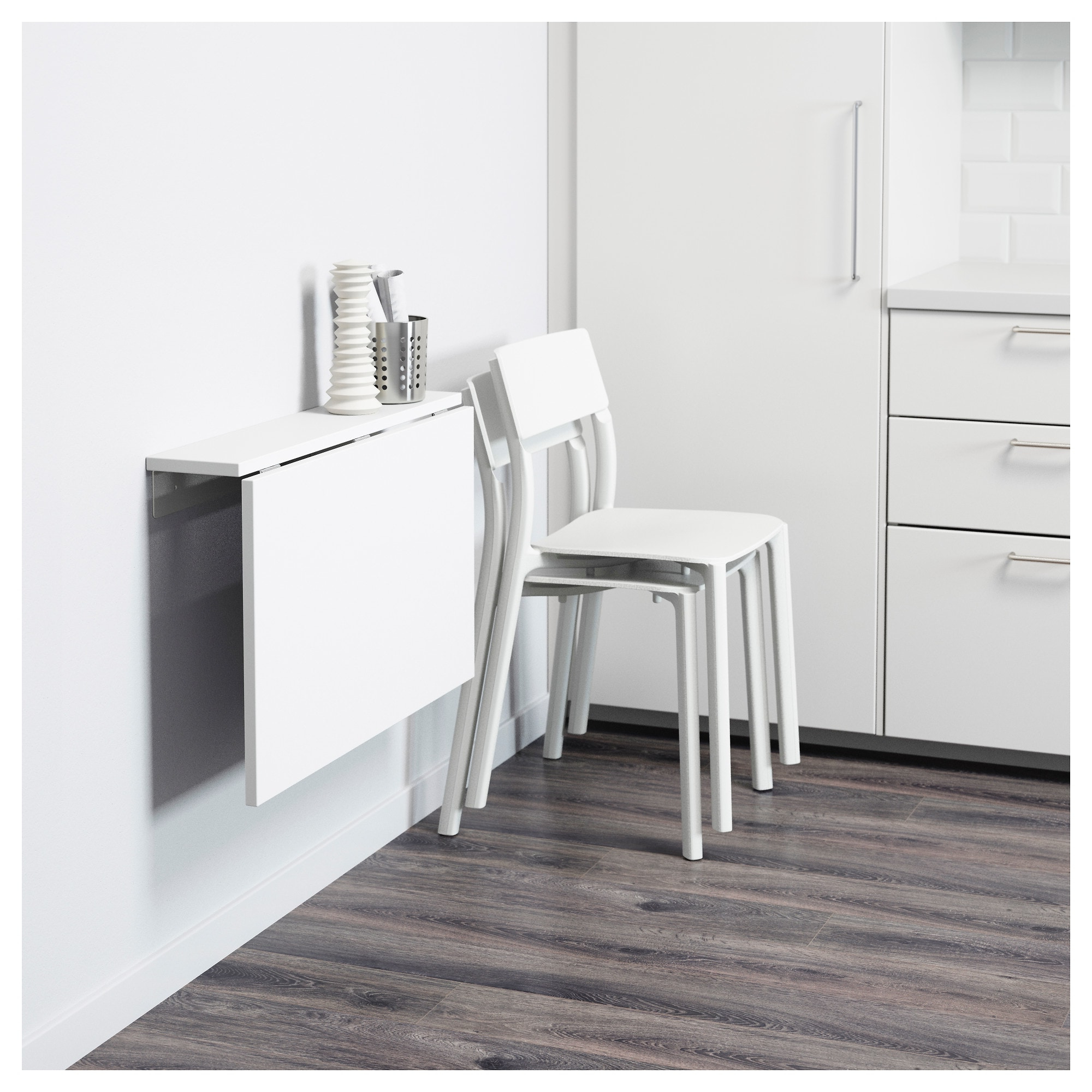 Mesa Plegable Pared Ikea Drdp norberg Mesa Abatible De Pared Blanco 74 X 60 Cm Ikea