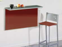 Mesa Plegable Pared T8dj Mesa De Cocina Plegable De Pared Con 2 Posiciones Dkg