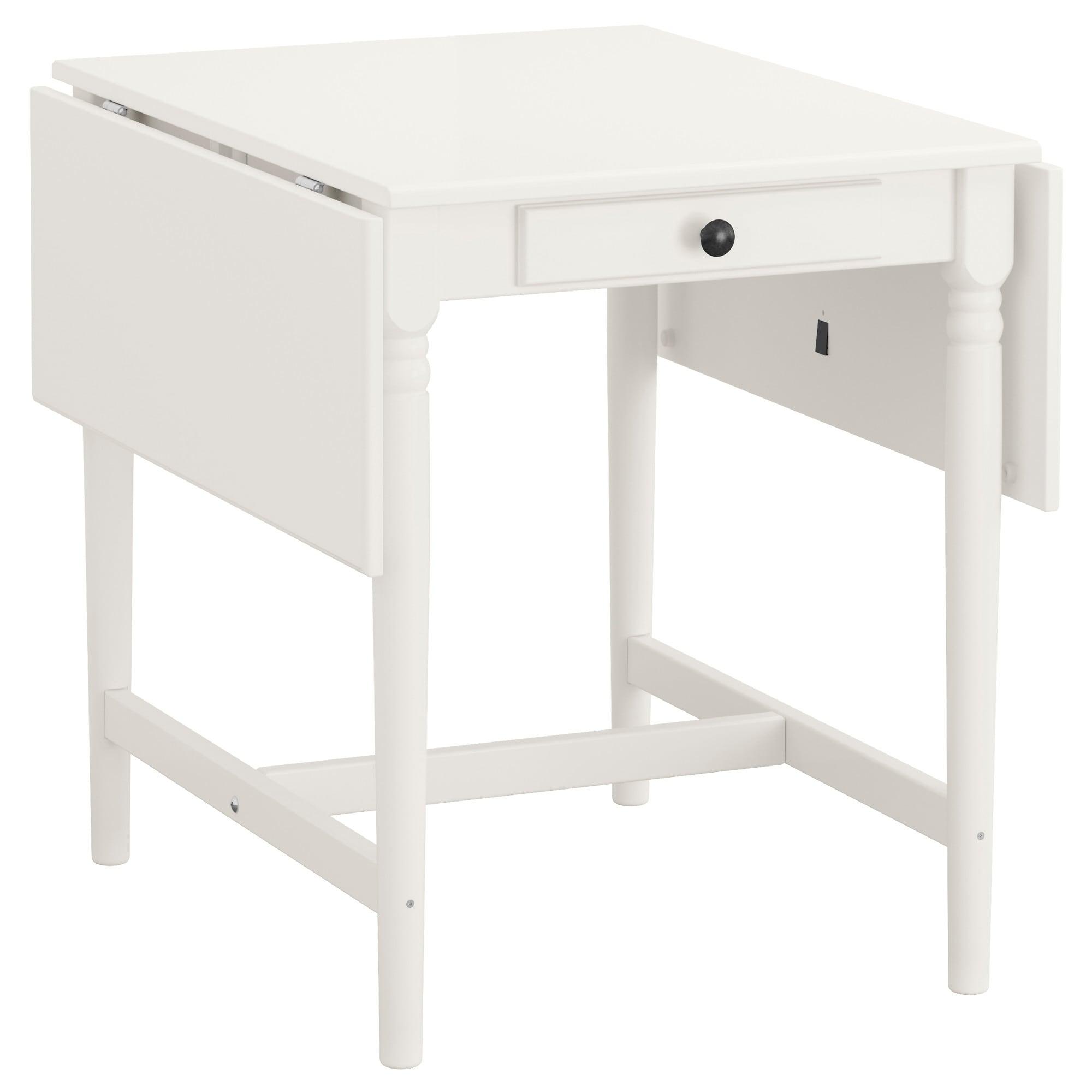 Mesa Redonda Blanca Ikea 3ldq Mesas Plegables Extensibles Pra Online Ikea
