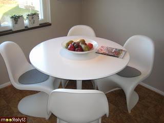 Mesa Redonda Blanca Ikea U3dh Menos Es Mà S Home Decà Decoracià N Fà Cil Y original Para Tu Casa