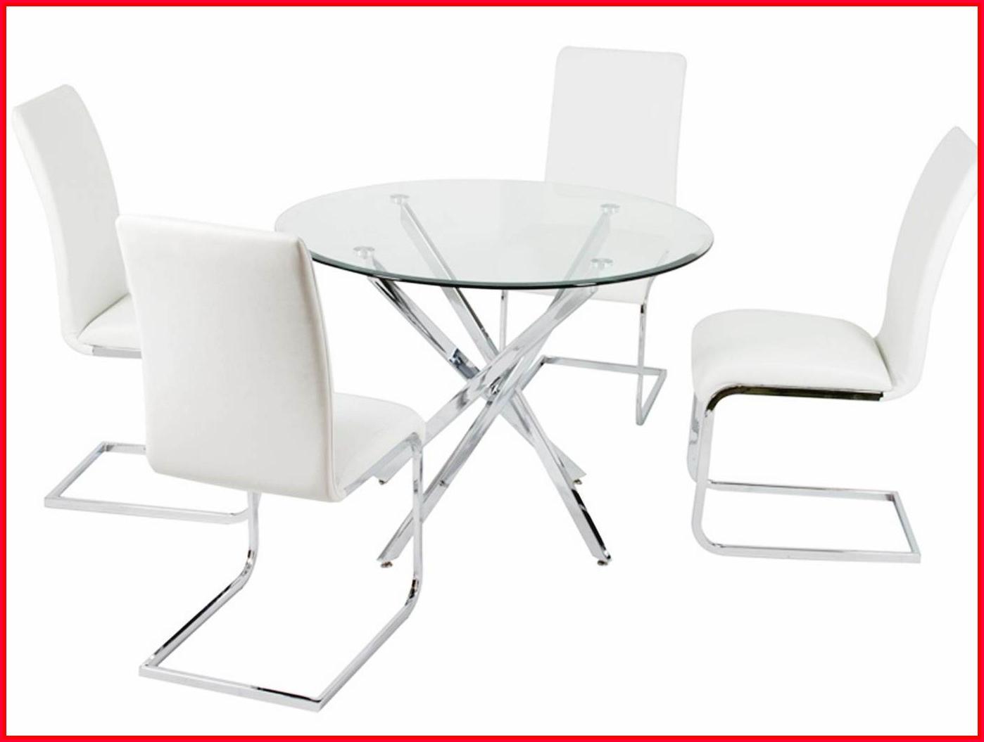 Mesas cristal ikea perfect mesa despacho cristal ikea for Mesa redonda cristal ikea