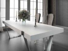Mesa Salon Blanca