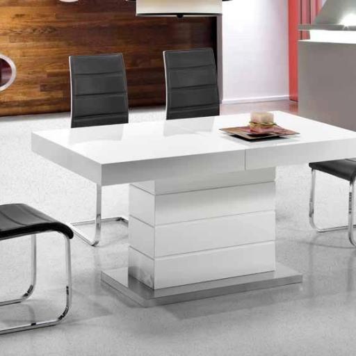 Mesa Salon Ffdn Prar Mesa Edor Mod Nilo En Tienda Muebles Online