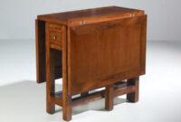 Mesa Salon Plegable Mndw Mesa De Edor Plegable Nuevo Hogar 80 135 X 35 80 X 76 Cm