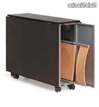 Mesa Salon Plegable Mndw Mesa Plegable Ideal Para Edor