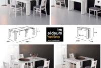 Mesa Salon Plegable Y7du X4duros Tú Preguntas Dà Nde Encontrar Una Mesa Extensible