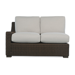 Mesa sofa E6d5 Collection Lloyd Flanders Premium Outdoor Furniture In All