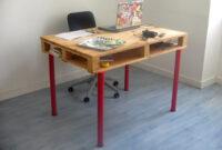 Mesa Trabajo Ikea 4pde Una Mesa De Trabajo Por 10 Decoracià N Sueca Decoracià N Nà Rdica