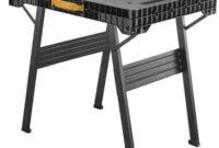 Mesa Trabajo Plegable Whdr Mesa Trabajo Plegable Fatmax 85x61x80cm Stanley Fmst1