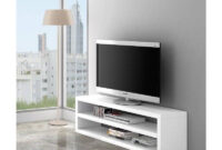Mesa Tv 3id6 Mesa Tv Moderna Lacado Blanco 962 504 Mobles SedavÃ