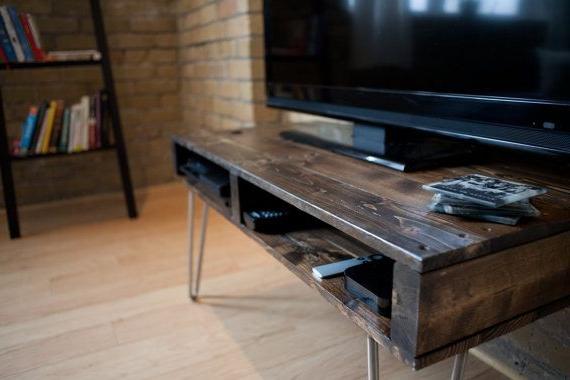 Mesa Tv Palets Ftd8 Mesa Baja Palets Tv Handspire