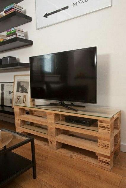 Mesa Tv Palets Jxdu Mesa Tv Reciclado De Palets Cajones Y MÃ S Pinterest Muebles