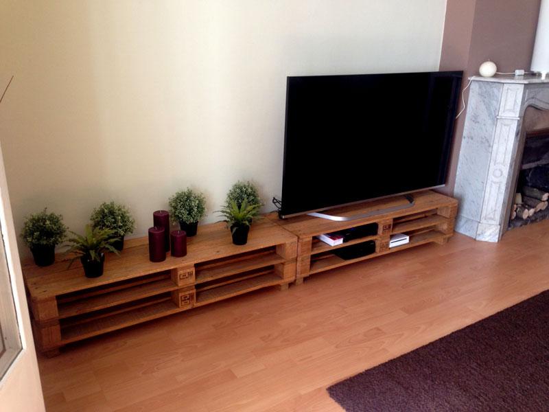 Mesa Tv Palets Mndw Muebles A Medida Diseà O Personalizado Regalos Personalizados
