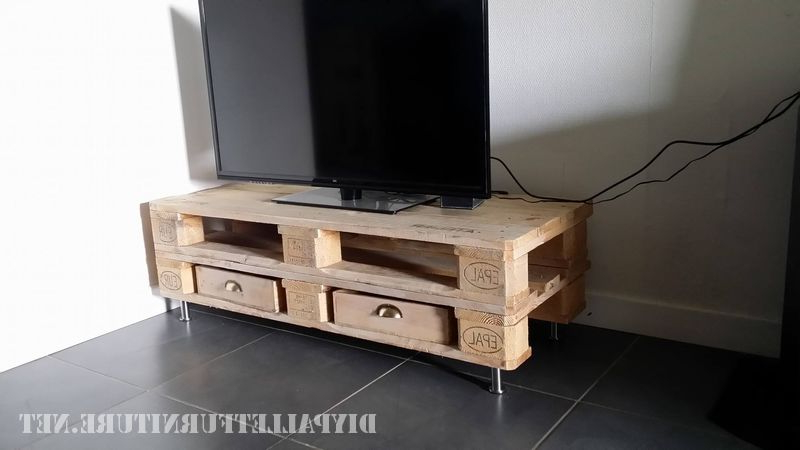 Mesa Tv Palets Zwd9 Mueblesdepalets Pequeà O Mueble Para El Televisor