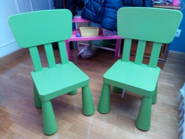 Mesa Y Silla Infantil Nkde Mil Anuncios Mesa Y Sillas Infantiles Ikea