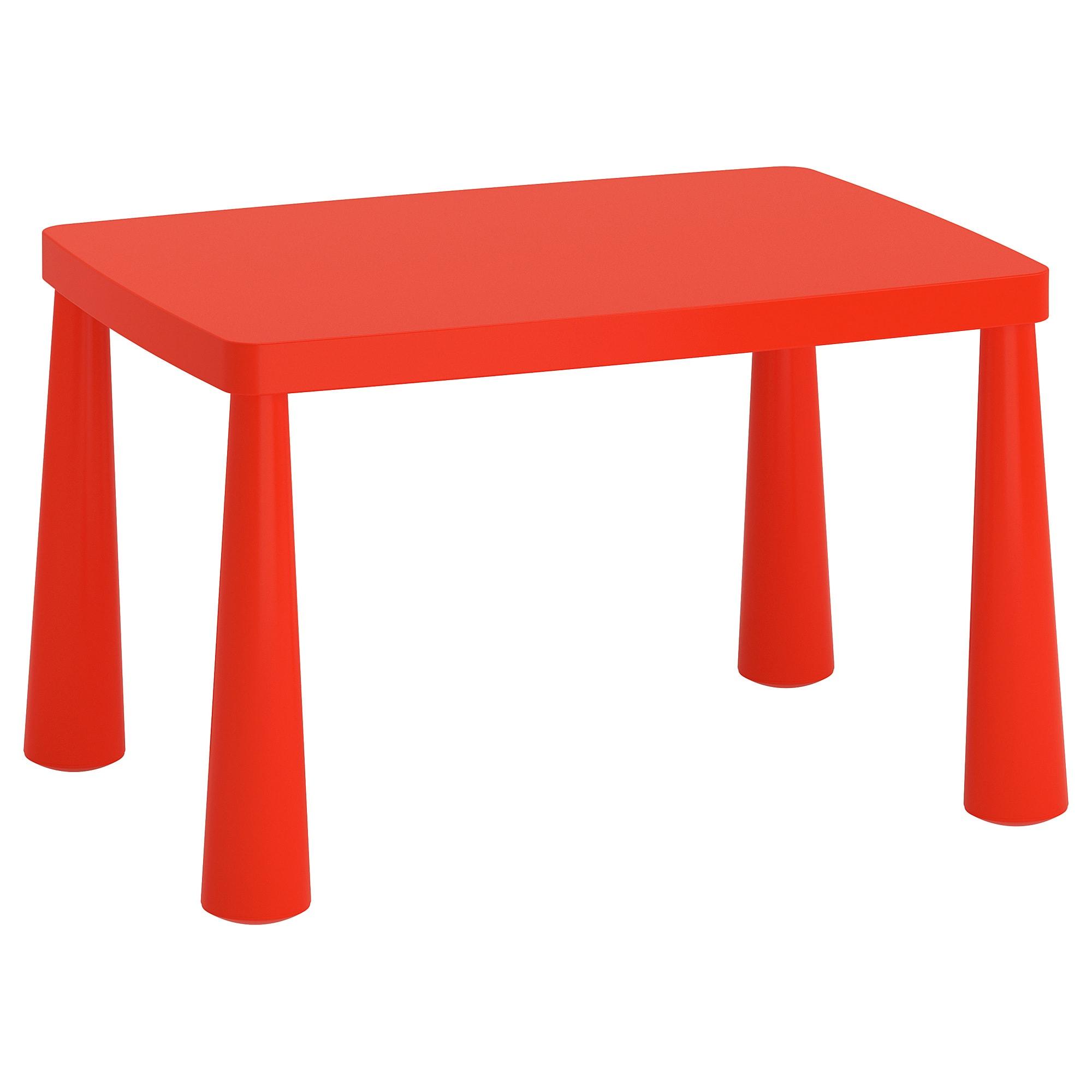 Mesa Y Sillas Para Balcon Pequeño Budm Mammut Silla Para Nià O Int Ext Rojo Ikea