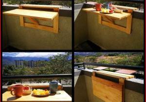 Mesa Y Sillas Para Balcon Pequeño Dddy Mesa Para Balcon Mesa En Esquina Para Un BalcN Hazlo Tu Mismo