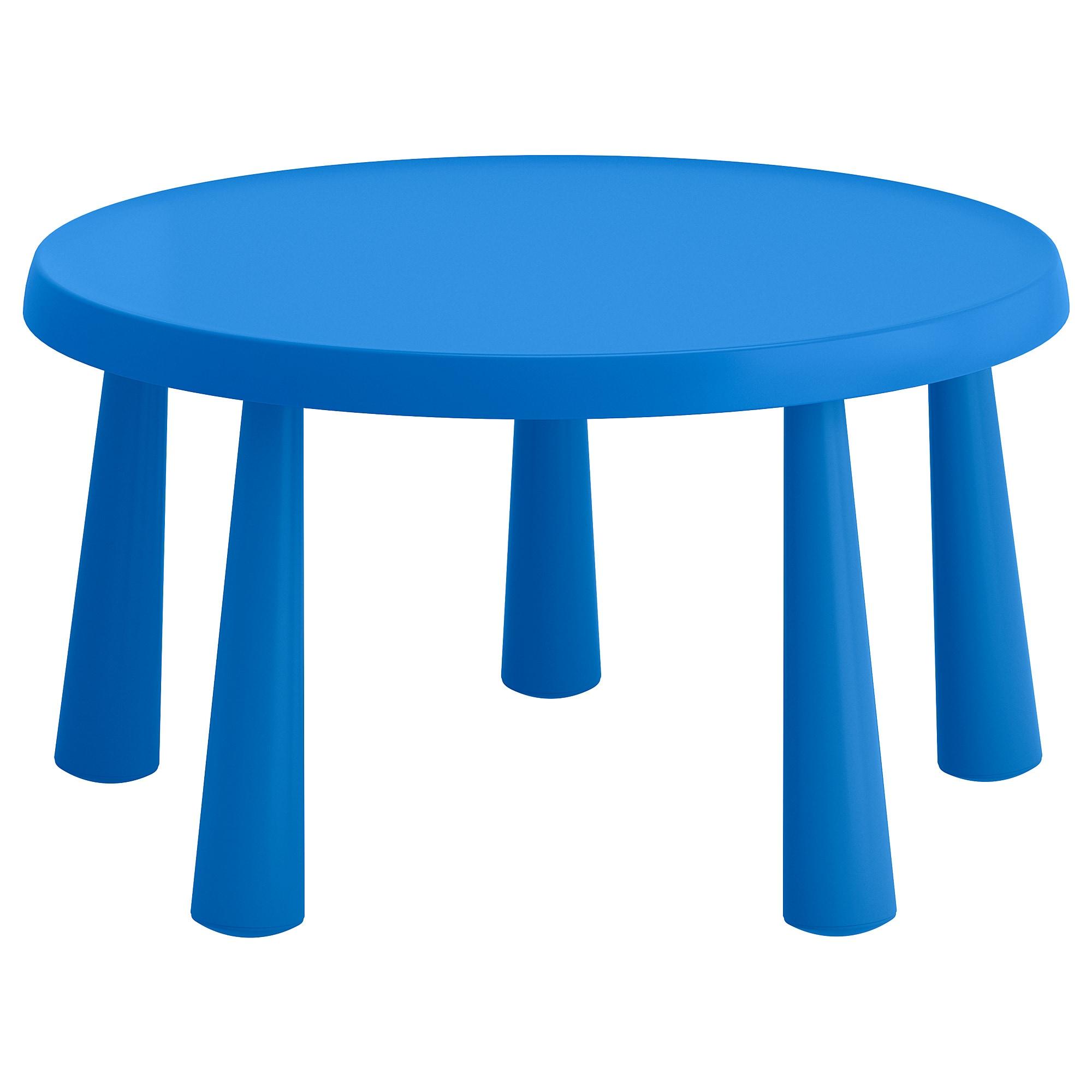 Mesa Y Sillas Para Balcon Pequeño Jxdu Mammut Silla Para Nià O Int Ext Azul Ikea