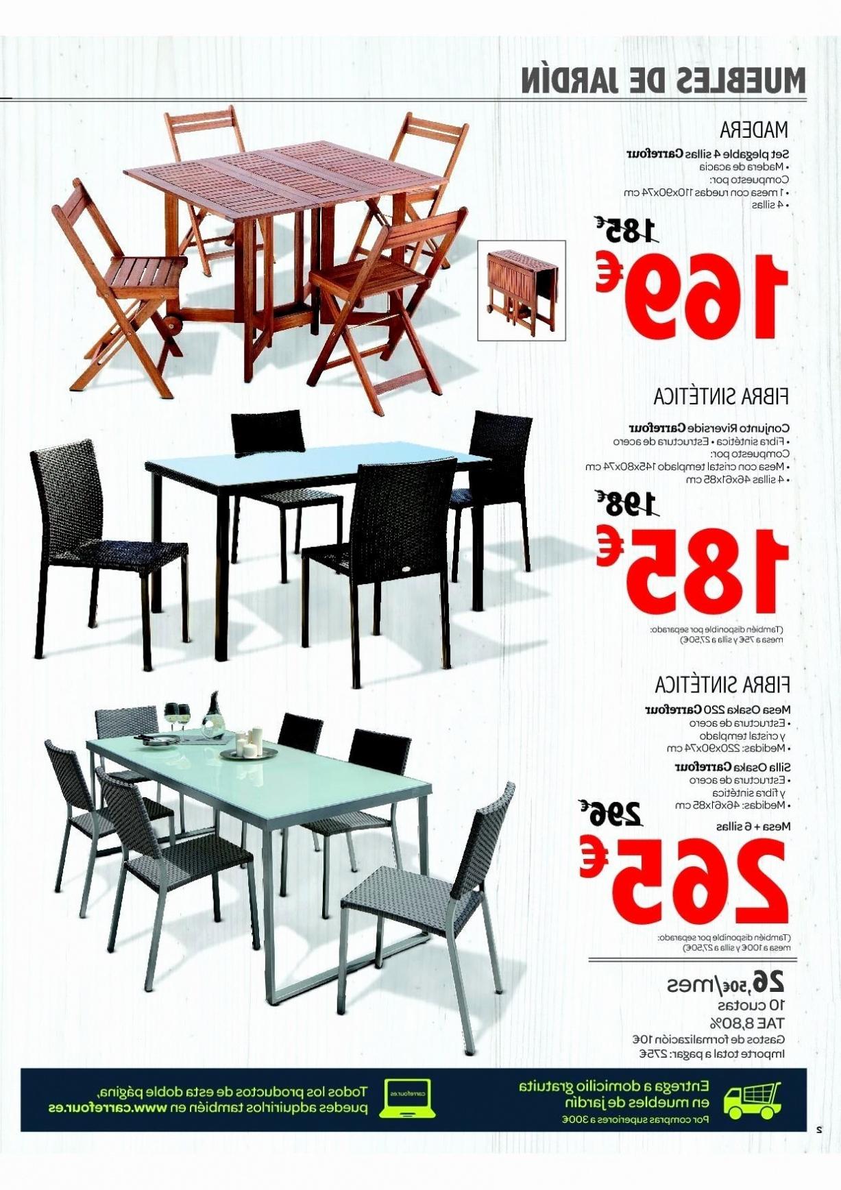 Mesas Carrefour T8dj Mesas Y Sillas De Jardin Carrefour Awesome Bancos Para Jardin à Nico