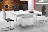 Mesas Comedor Modernas Kvdd Moderna Mesa De Edor Extensible Modelo Loin Realizadaen Mdf Y
