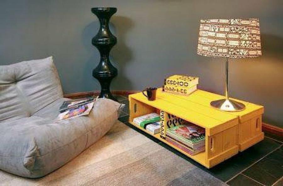 Mesas Con Cajas De Fruta Zwd9 Haz Un Mueble Con Una Caja De Fruta