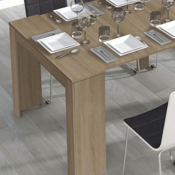 Mesas Consola Irdz Habitdesign Mesas Consola Mesa Consola Extensible Kendra In Dining