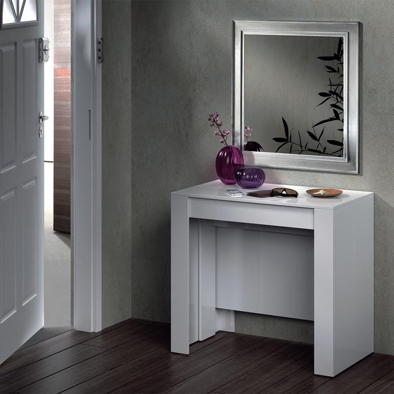 Mesas Consola O2d5 Muebles De Dormitorio Y Salà N Edor Mesa Consola Extensible Kendra