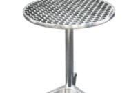 Mesas De Aluminio Budm Mesas Mesa De Aluminio Redonda