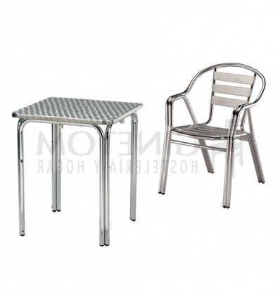 Mesas De Aluminio D0dg Sillas Terraza Y Mesas Aluminio En Oferta
