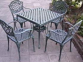 Mesas De Aluminio Dwdk Mesas De Aluminio Para Exterior