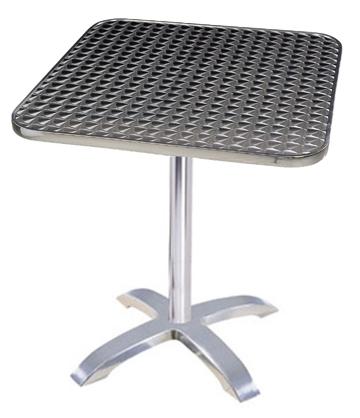Mesas De Aluminio Ipdd Sillas Y Mesas De Aluminio Y Madera Para Intemperie Exteriores E